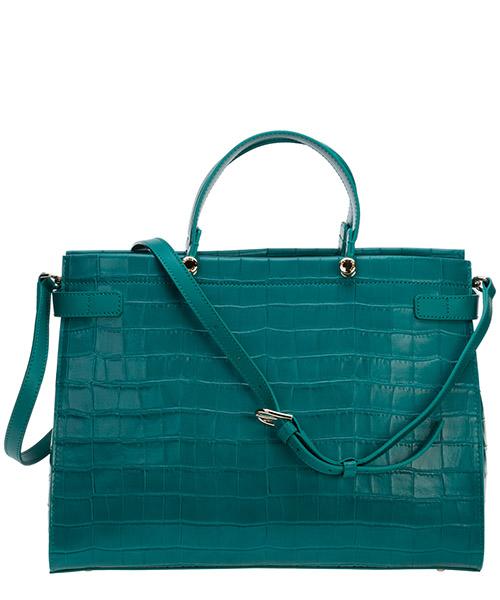 Leder handtasche damen tasche bag lady m secondary image