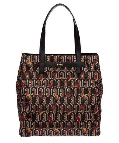 Shopping Bag Furla digit wb00105a000054s marrone