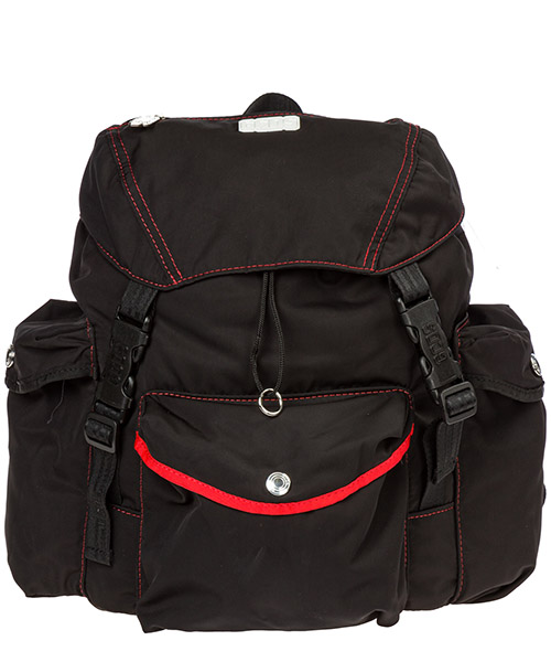 Rucksack GCDS FW20M010024-02 black