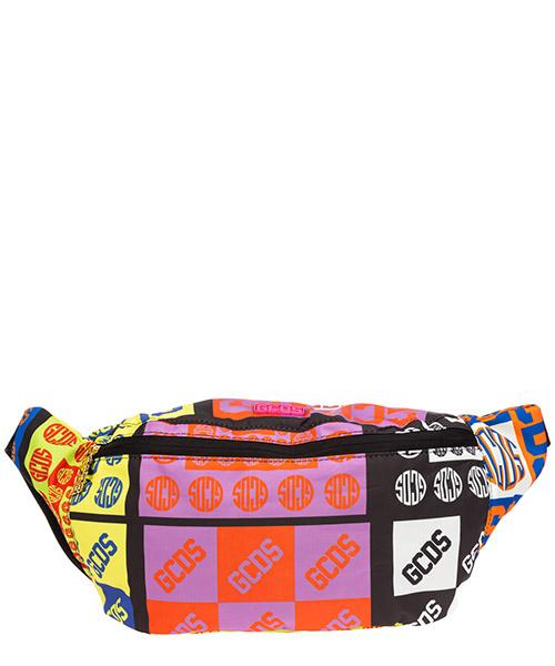 Bum bag GCDS fw20w010222-p1 nero