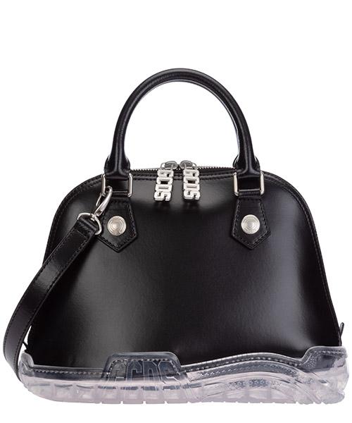 Handtaschen GCDS sneaker fw21w010224-02 nero