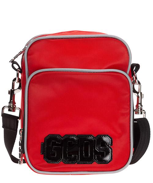 Crossbody bags GCDS SS20M010042-03 rosso