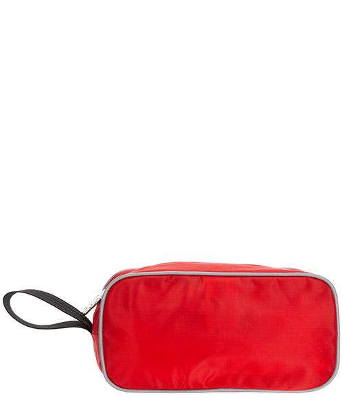 Men's nylon travel toiletries beauty case wash bag secondary image
