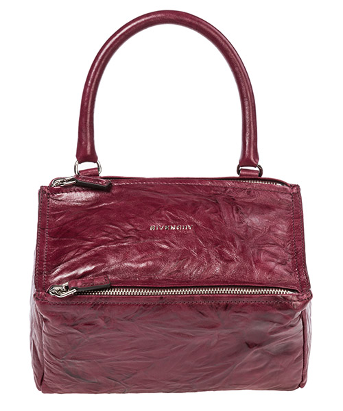 Handbags Givenchy Pandora BB05251004-542 aubergine