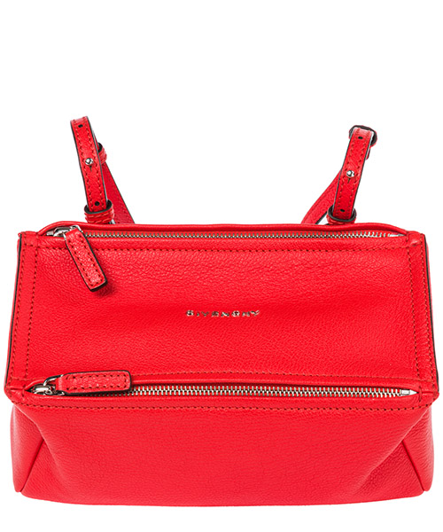 Crossbody bags Givenchy Pandora BB05253013-629 pop red