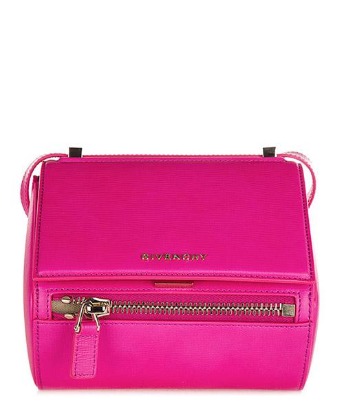 Borsa a tracolla Givenchy Pandora BB05256006 656 fucsia