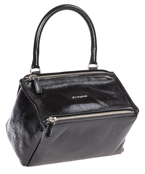Women's leather handbag shopping bag purse pandora small secondary image