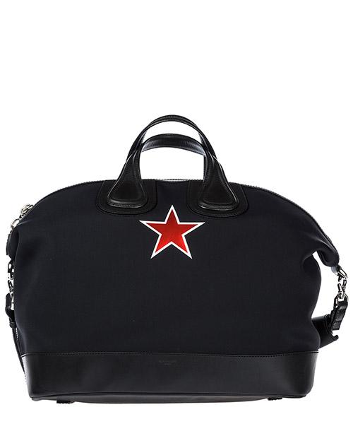 Borsone da viaggio Givenchy BJ05026252 009 nero