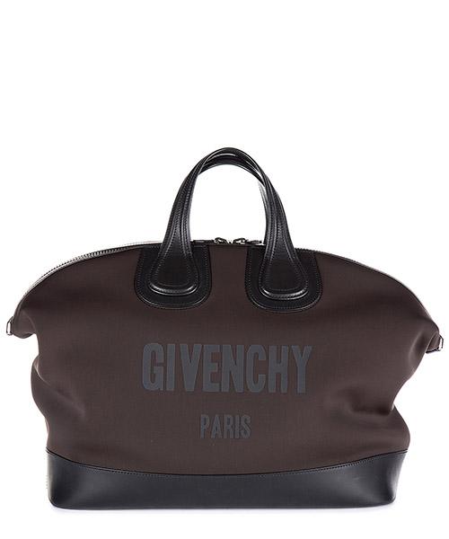 Borsa a mano Givenchy BJ05026553 201 marrone
