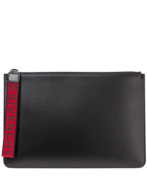Porte-document Givenchy 4G BK600PK0H9-001 nero