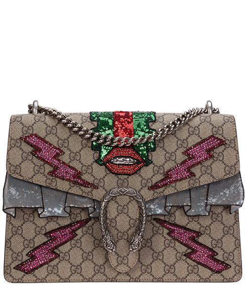 Shoulder bag Gucci Dionysus Medium 400235KWZYN8700 marrone