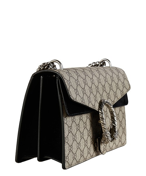 Women's shoulder bag  gg supreme dionysus secondary image