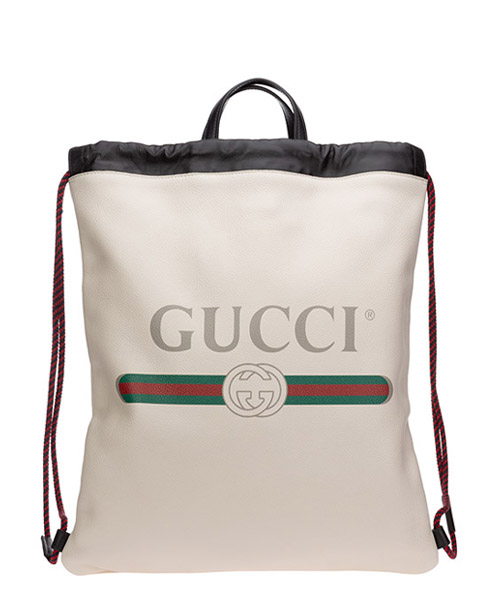 Backpack Gucci 5166390GCBT8821 bianco