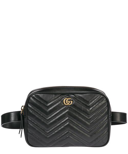 Gürteltasche Gucci GG Marmont 523380 DTDHT 1000 nero