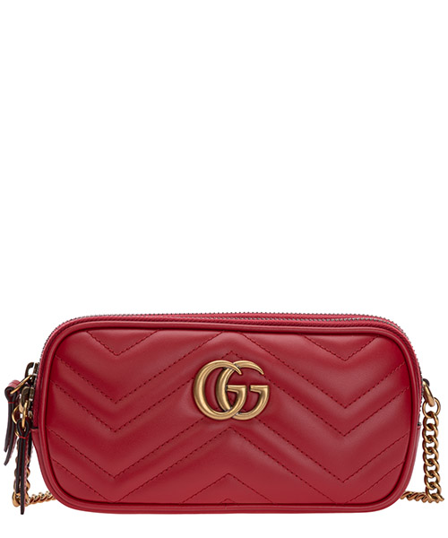Crossbody bags Gucci 546581 DTDCT 6433 rosso