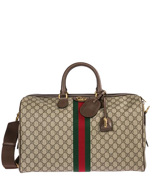 Bolsos de viaje Gucci Ophidia 547953 9C2ST 8746 beige