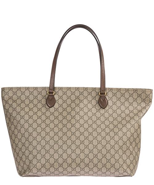 Borsa a spalla Gucci Ophidia 547974 K5I5T 8358 beige