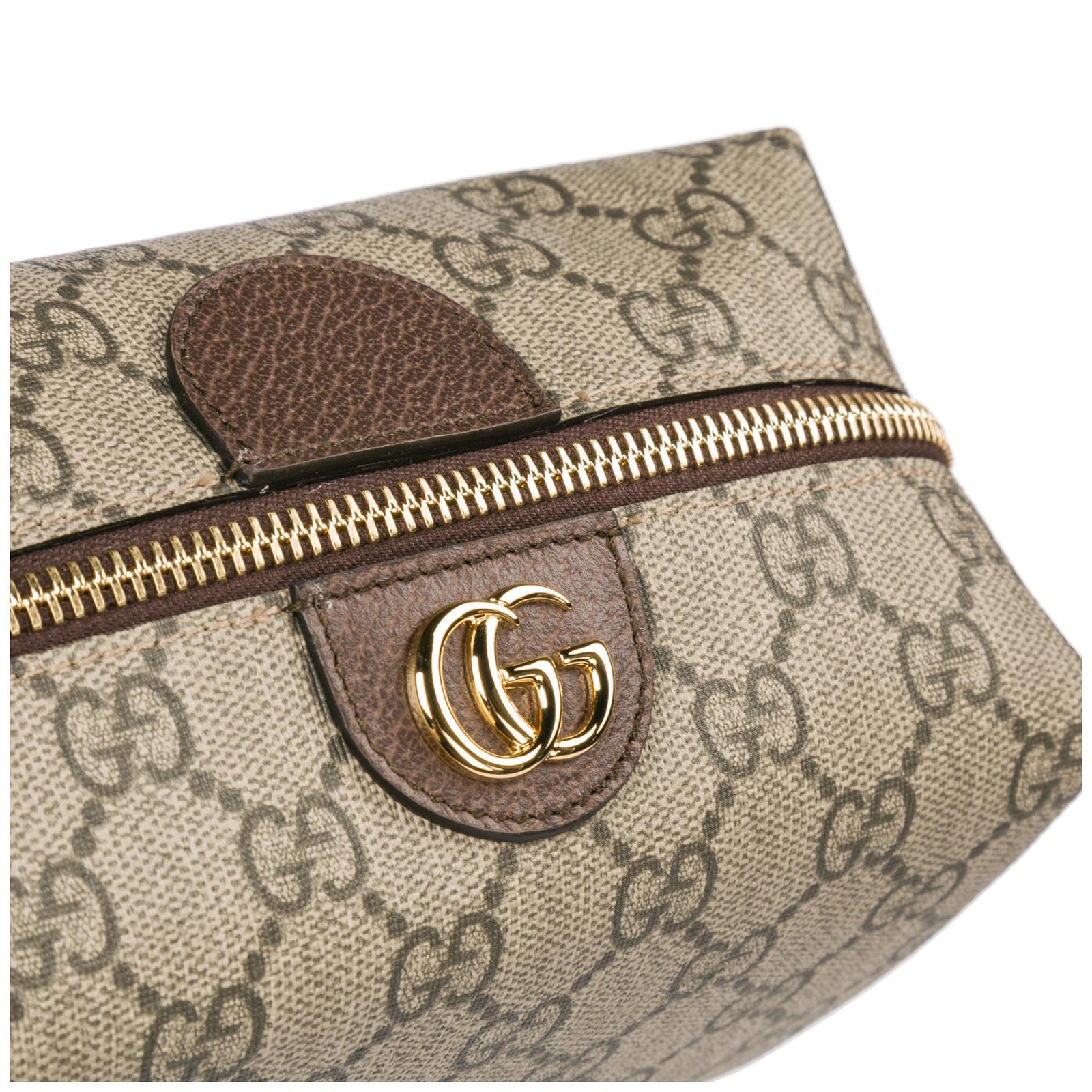 ee5664f2c7e9c1 ... ab0a8ec9f58 Beauty case Gucci Ophidia 548393 K5I5G 8358 marrone ...