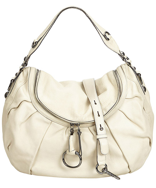 Shoulder bag Gucci Pre-Owned 9CGUST018 bianco