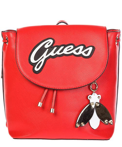 Rucksack Guess Varsity Pop BM696735 red