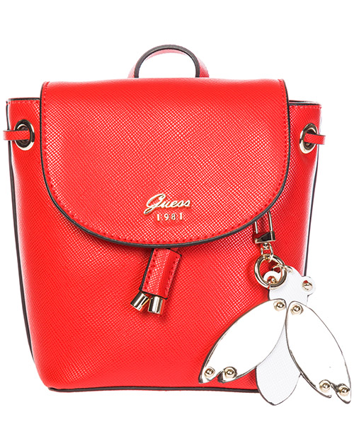 Schultertasche Guess Varsity Pop BM696781 red