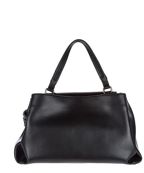 Women's leather shoulder bag clubbing secondary image