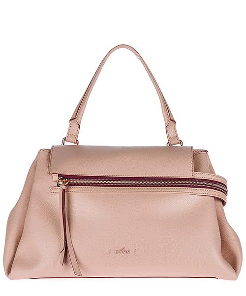 Handbags Hogan Clubbing KBW00RA1401HVD1B64 rosa