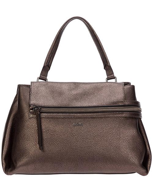 Shoulder bag Hogan KBW00RE0300DUTC407 marrone