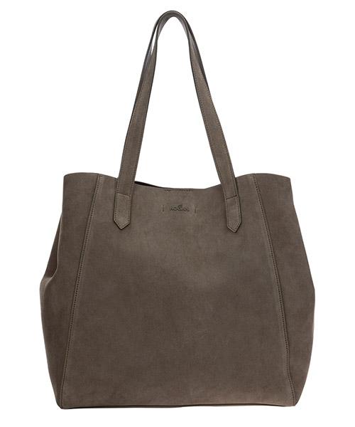 Bolso shopping Hogan KBW00WA1400HWS1B67 grigio
