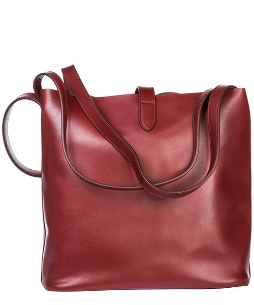 Women's leather shoulder bag hobo secondary image