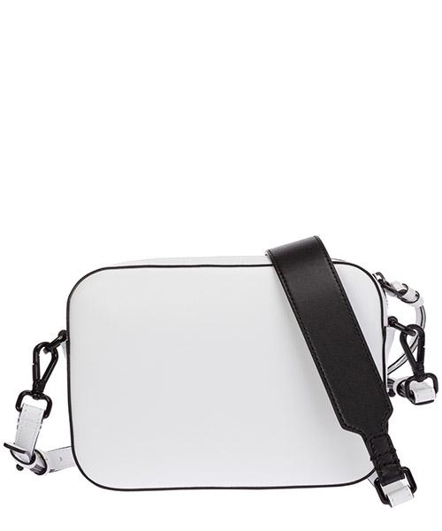 Women's leather cross-body messenger shoulder bag secondary image