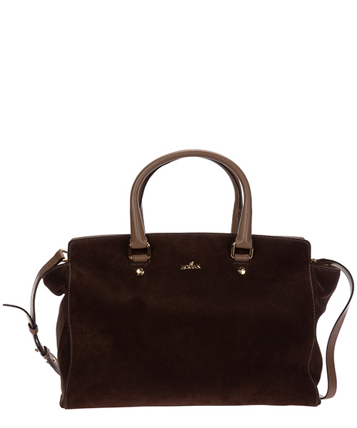 Handbags Hogan KBWAANA23009HZ4463 marrone