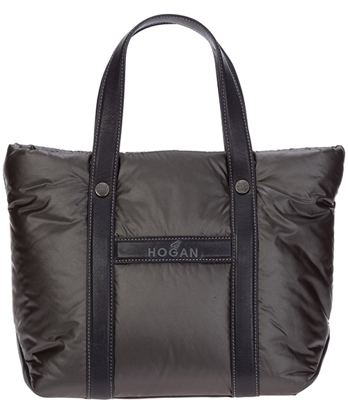 Shoulder bag Hogan KBWEX0A73004DW005Y grigio