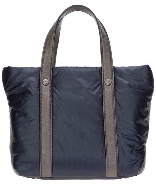 Women's nylon handbag shopping bag purse secondary image