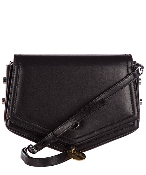 Crossbody bag Jimmy Choo Arrow ARROWNAP nero