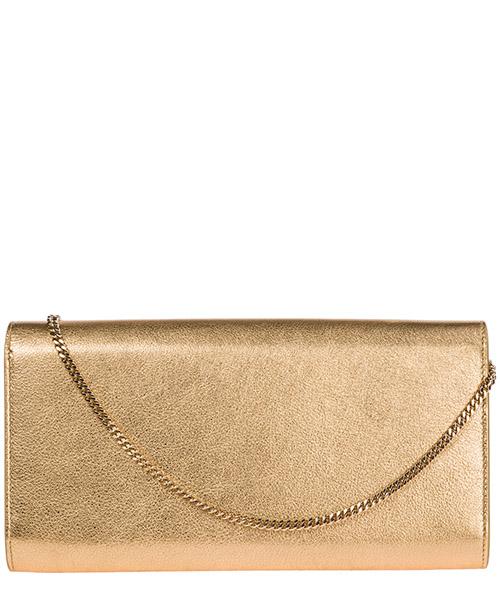 Bolso de mano pochette mujer en piel con bandolera  scottie secondary image