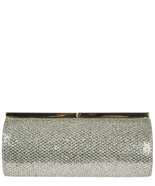 Clutch Jimmy Choo TRINKET champagne