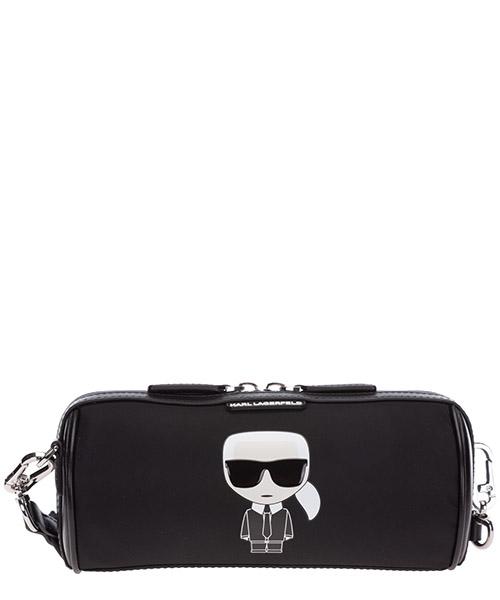 Shoulder bag Karl Lagerfeld K/Ikonik 205W3018 nero