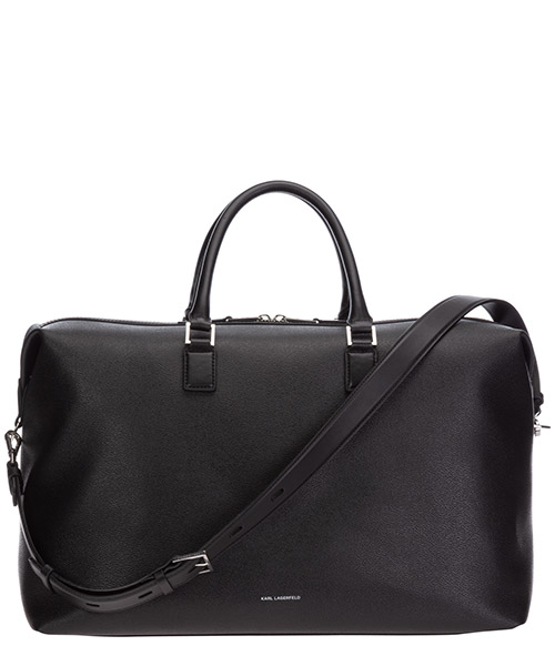 Travel duffle weekend shoulder bag rue st guillaume secondary image