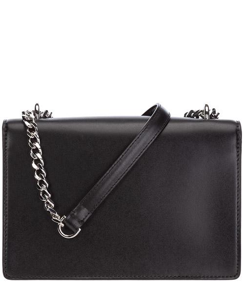 Women's leather shoulder bag k/ikonik secondary image