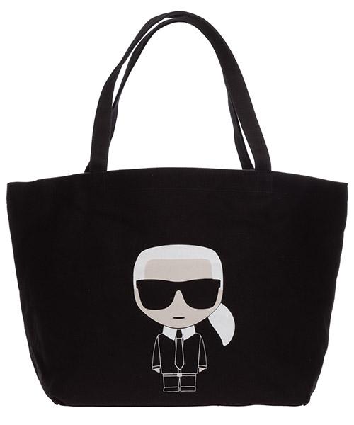 Schultertasche Karl Lagerfeld k/ikonik 205w3094 nero