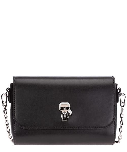 Shoulder bag Karl Lagerfeld K/Ikonik 205W3099 nero