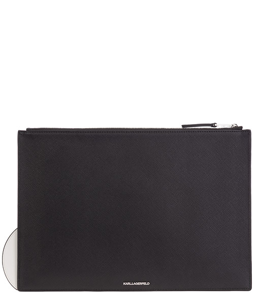 Women's clutch handbag bag purse  k/ikonik secondary image