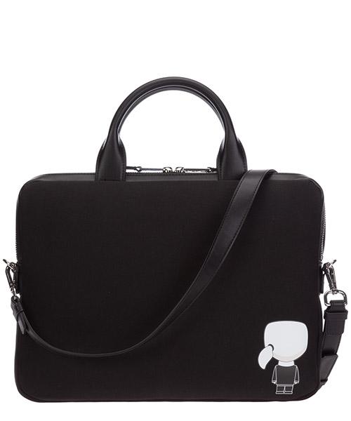 Women's handbag cross-body messenger bag purse  k/ikonik secondary image