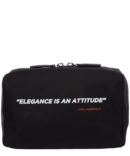 Neceser Karl Lagerfeld legend 20KW200W3209 nero