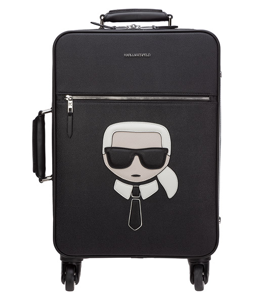 Trolley Karl Lagerfeld k/ikonik 20KW201W3085 nero
