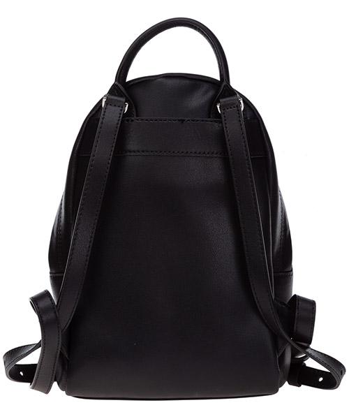 сумка-рюкзак женская кожаная  k/ikonik secondary image