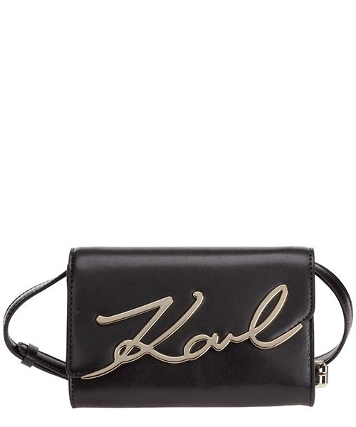 Karl Lagerfeld k/signature 20KW201W3102 nero