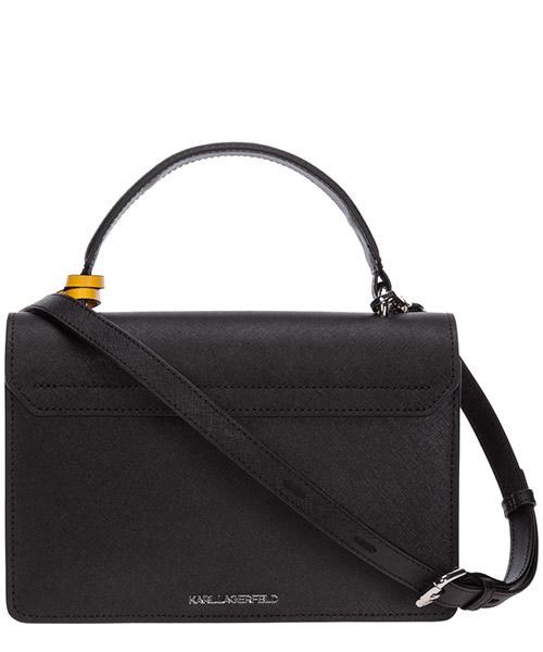 сумка с короткой ручкой плечо сумка почтальона женская  k/ikonik secondary image