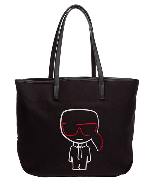 Shopping Bag Karl Lagerfeld k/ikonik 20kw201w3139 black